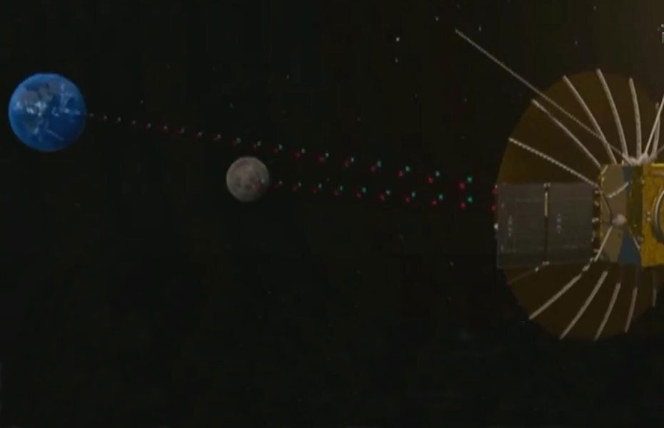 中继星鹊桥发射成功